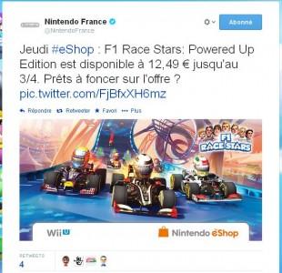 F1 Race Stars Powered Up Edition petit prix