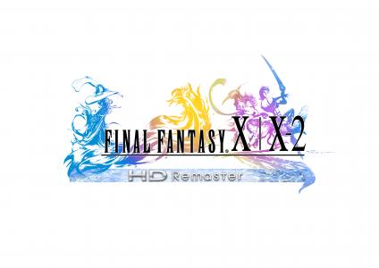 Final Fantasy X X-2 Logo
