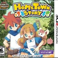 Hometown Story une date de sortie sur 3DS