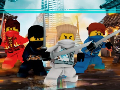 Lego ninjago jeu video