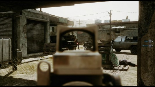 Medal of Honor Warfighter taliban is bad