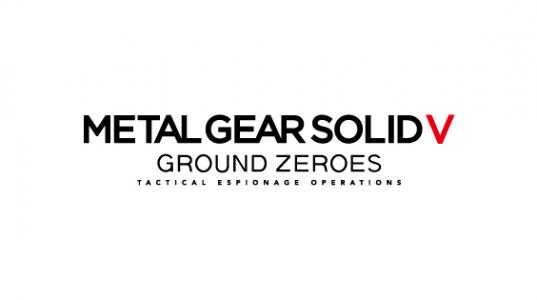 Metal Gear Solid V Groud Zeroes