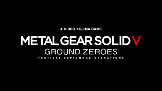 Metal Gear Solid V Ground Zereos