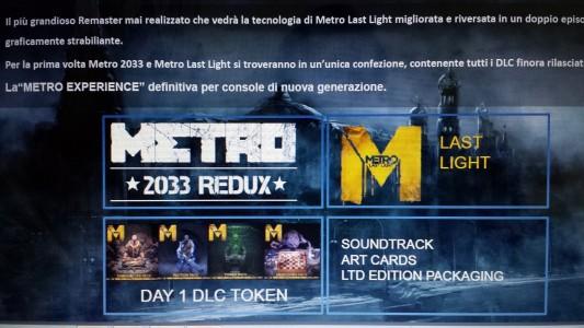 Metro Redux 2014