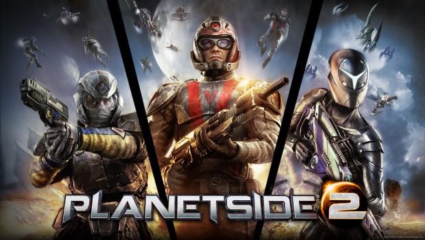 PlanetSide 2 lance le Vakyrie à l'attaque