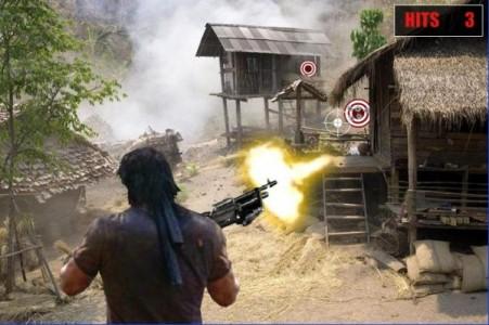 Rambo, identification