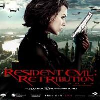 Resident evil retribution nanar
