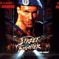 Street fighter affiche film