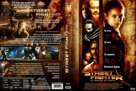 Street fighter legend of chun-li