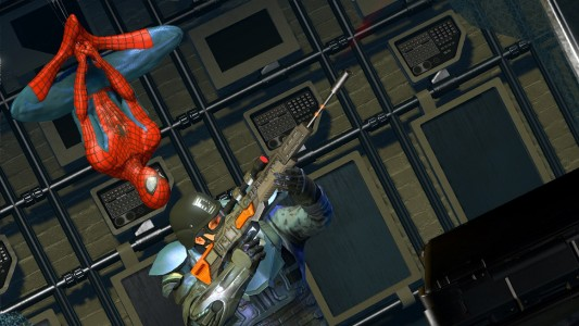 The Amazing Spider-Man 2 gameplay en vidéo
