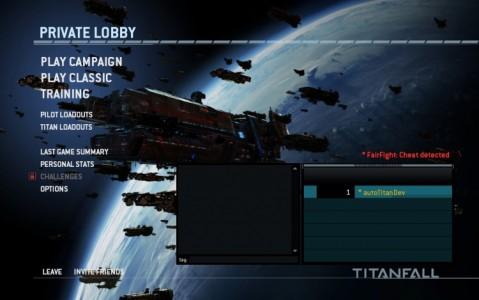 Titanfall Respawn déclare la guerre aux tricheurs sur PC