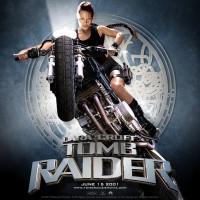 Tomb raider affiche film