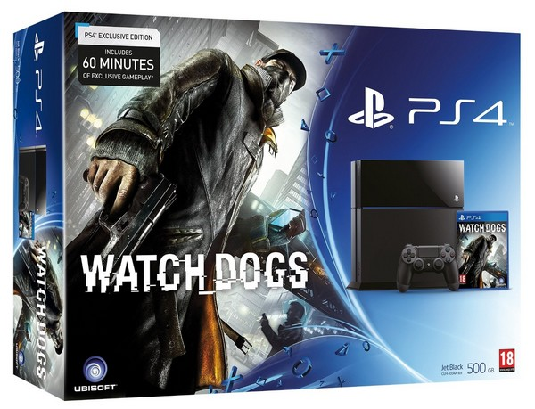 Watch Dog PS4