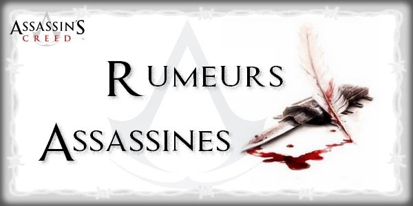 Rumeurs : Assassin's Creed de Comet à Rogue
