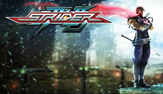 Strider sur PlayStation 4