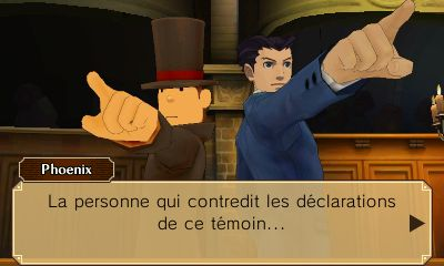 professeur-layton-vs-phoenix-wright-ace-attorney : Duo de choc