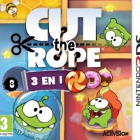 Jaquette 3DS Cut the Rope