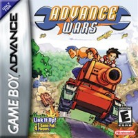 Advance Wars game boy advance