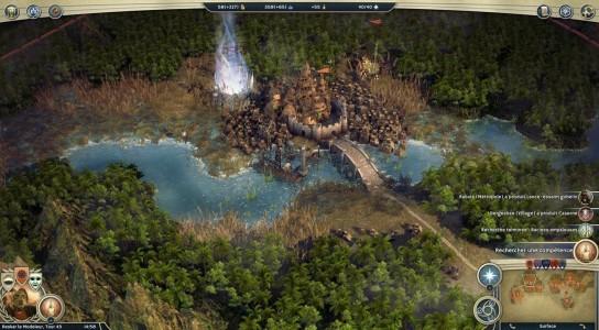 Age of Wonders III carte