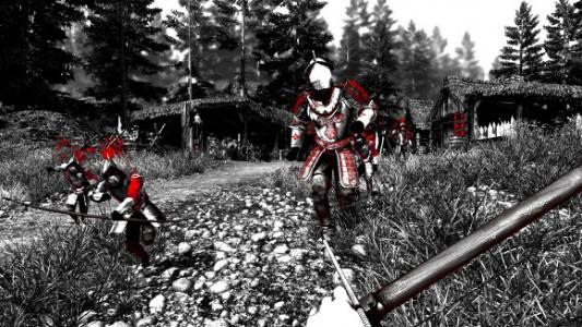 Betrayer archer