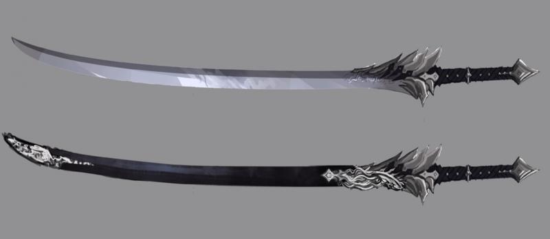 Crissaegrim : l'épée d'Alucard