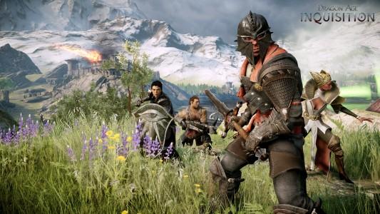Dragon Age Inquisition un monde moins ouvert que Skyrim