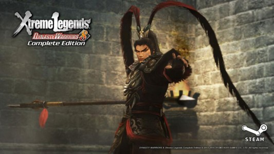 Dynasty Warriors 8 PC