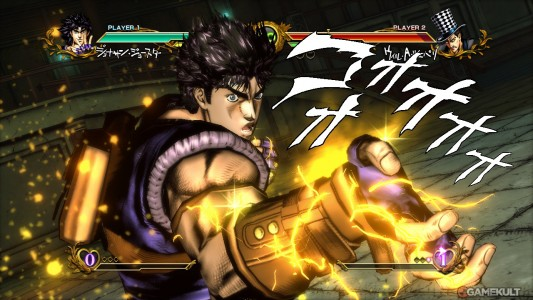 JoJo's Bizarre Adventure All-Star Battle est disponible en démo