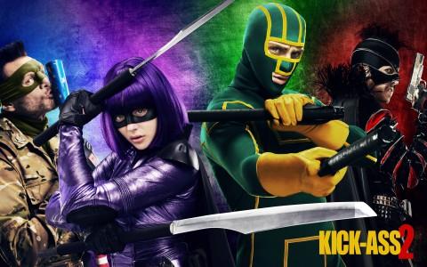Kick Ass 2 daté sur consoles et PC
