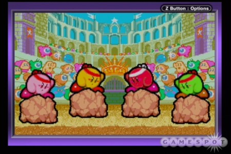 Kirby and the amazing mirror Wii u