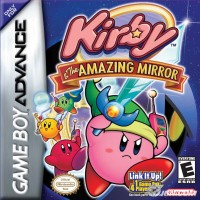 Kirby and the amazing mirror advance wii u