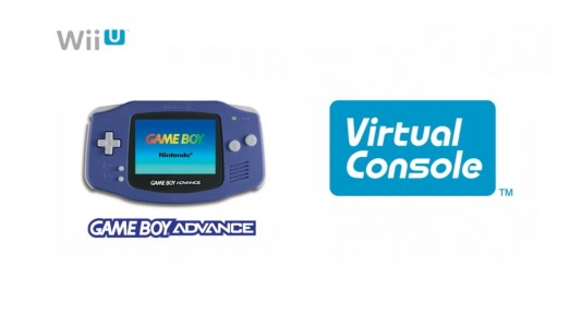 Les jeux Game Boy Advance sur Wii U