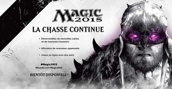Magic 2015 - Duels of the Planeswalkers annoncé