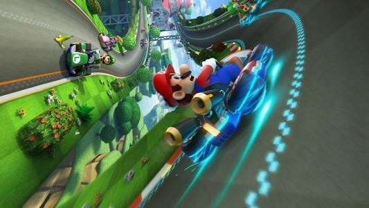 mario Mario Kart 8 Lightningamer 05