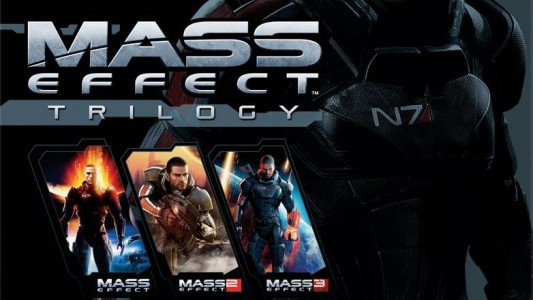 Mass Effect Trilogy sur PlayStation 4 et Xbox One