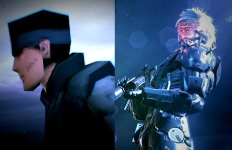 Metal Gear Solid V Ground Zeroes Déjà-Vu Jamais-Vu