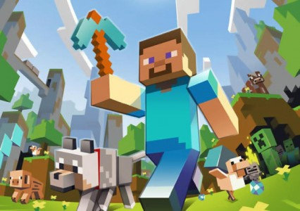 Minecraft daté sur PlayStation 4 et Xbox One