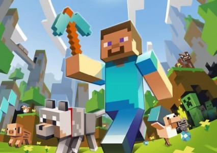 Minecraft le Danemark reconstitué en entier