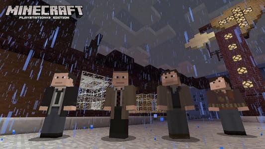 Minecraft pack skin 3