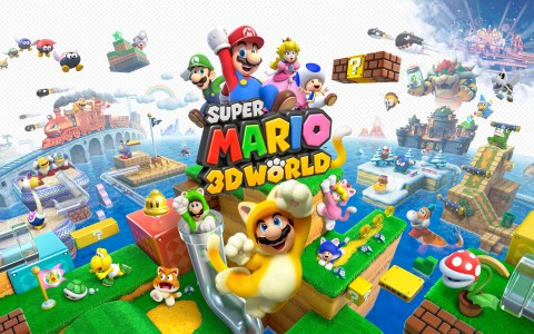 Nintendo confirme un prochain jeu Mario