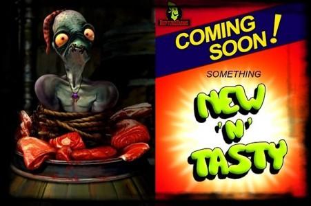 Oddworld New 'n' Tasty