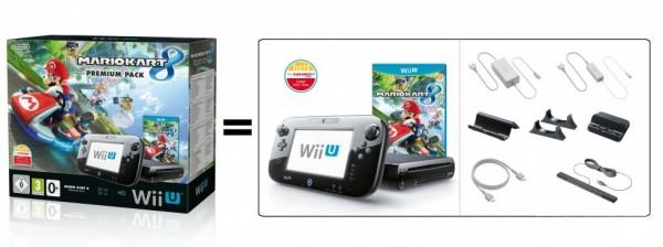 Pack Mario Kart 8 Wii u