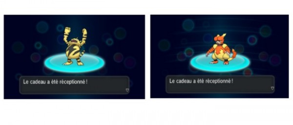 Pokémon electec