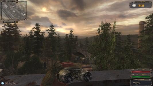 Stalker Lost Alpha screenshot