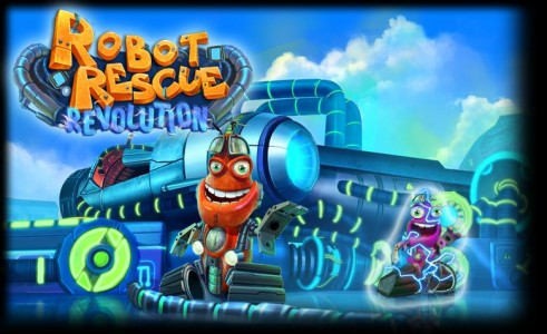Test de Robot Rescue Revolution