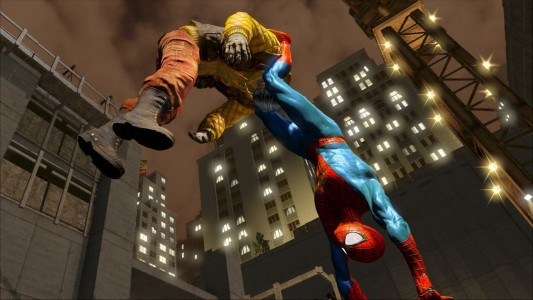 The Amazing Spider-Man 2 15 minutes de gameplay