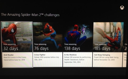 The Amazing Spider-Man 2 sur xbox one screens