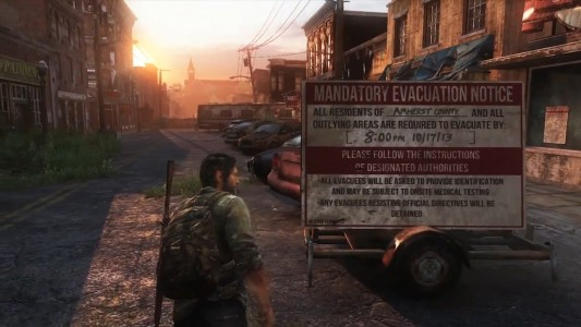 The Last of Us sceenshot