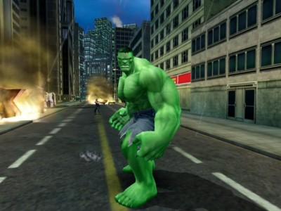 The incredible hulk ultimate destruction gamecube