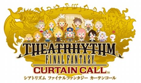 Theatrhythm Final Fantasy Curtain Call